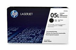 Toner HP CE505L economy pro laserové tiskárny