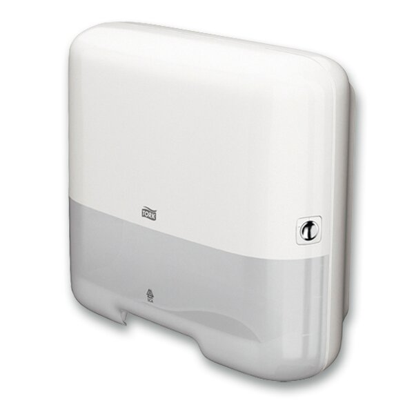 Zásobník na skládané ručníky Tork Elevation Mini H3 bílý