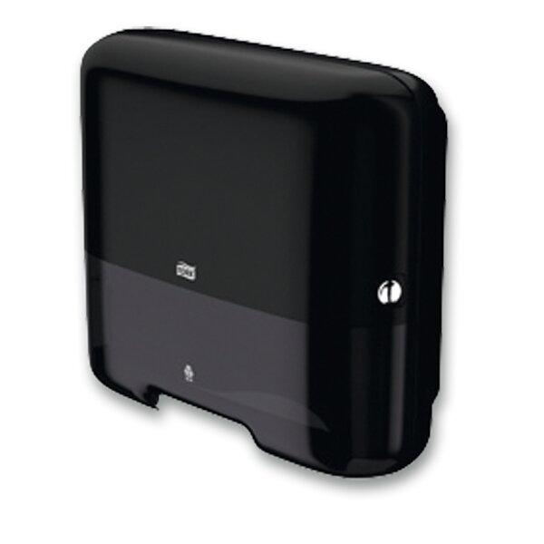 Zásobník na skládané ručníky Tork Elevation Mini H3 černý