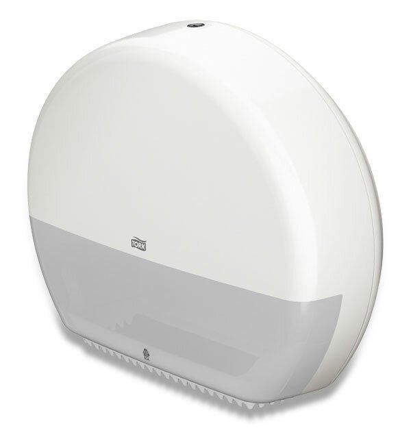 Zásobník na toaletní papír Tork Elevation Jumbo T1 bílý