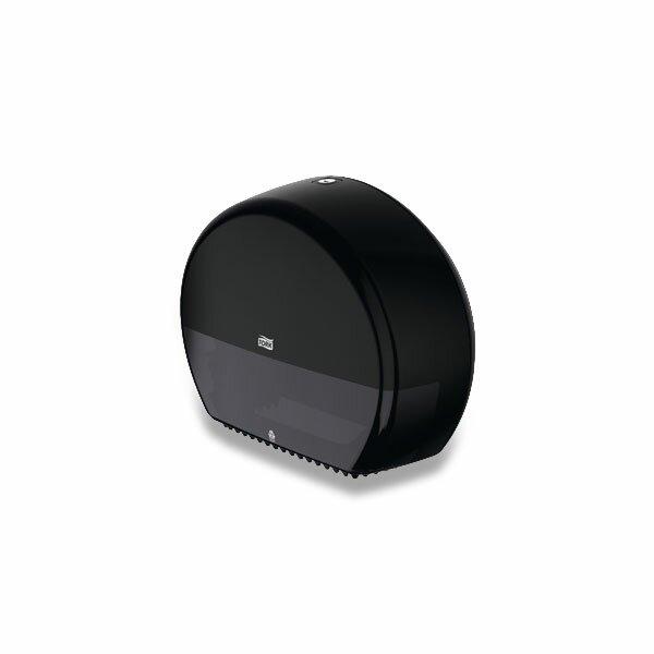 Zásobník na toaletní papír Tork Elevation Jumbo T1 černý
