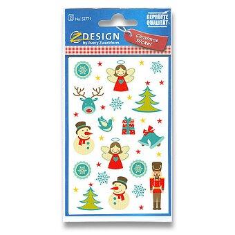 Obrázek produktu Samolepky Avery - Vánoce