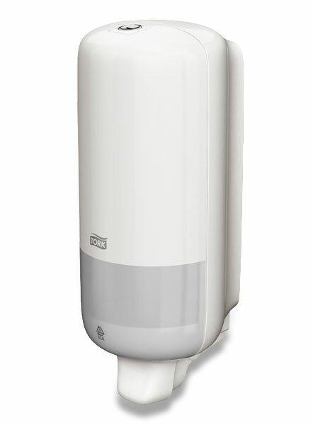 Zásobník na tekuté mýdlo Tork Elevation S1 bílý