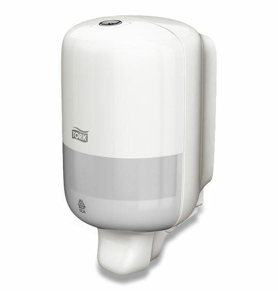 Zásobník na tekuté mýdlo Tork Elevation Mini S2 bílý