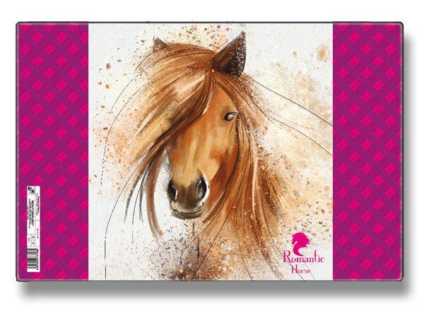 Podložka na stůl - kůň 60 x 40 cm