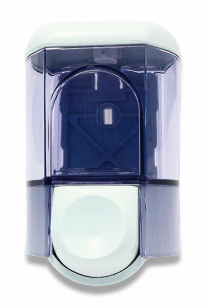 Uzamykatelný dávkovač na tekuté mýdlo střední modrý