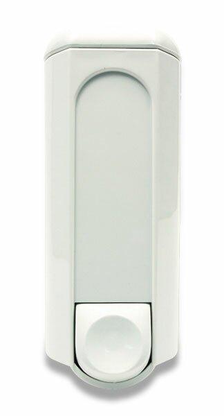 Uzamykatelný dávkovač na tekuté mýdlo velký bílý
