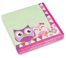 Ubrousky Happy Owl
