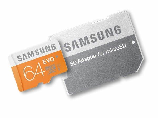 Paměťová karta Samsung - Micro SDHC 64 GB