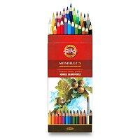 Akvarelové pastelky Koh-i-noor Mondeluz 3718
