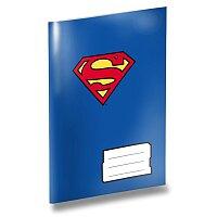 Školní sešit Superman