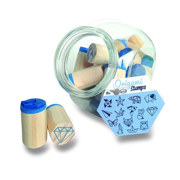 Razítka Aladine Stampo Bocal - Origami