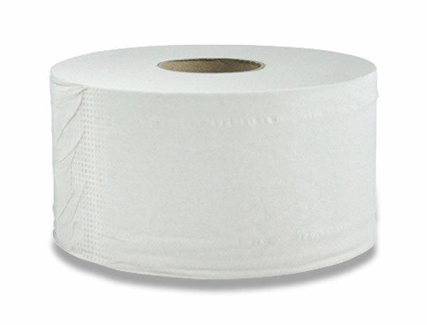 Toaletní papír Jumbo 1 - vrstvý, průměr 24 cm, 280 m