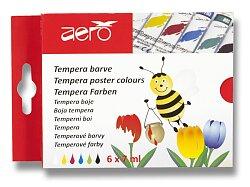 Temperové barvy Aero