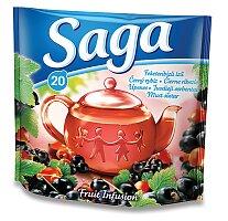 Ovocný čaj Saga  Černý rybíz