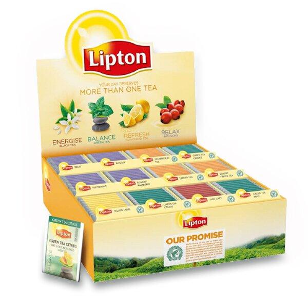 Souprava čajů Lipton Classic Mix Box 180 sáčků