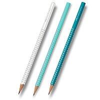 Grafitová tužka Faber-Castell - Sparkle Pastell