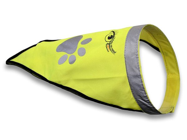 Reflexní vesta pro psa do 15 kg