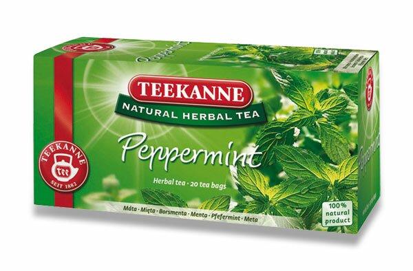 Bylinný čaj Teekanne Máta 20 sáčků