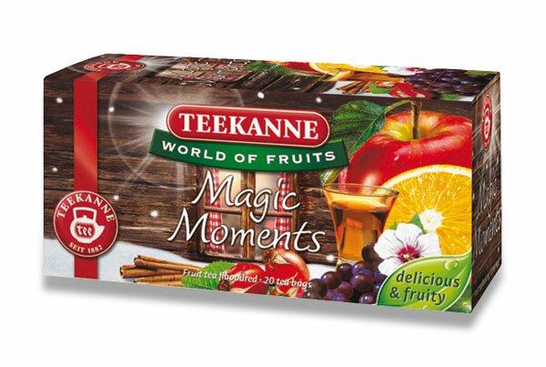 Ovocný čaj Teekanne Magic Moments 20 sáčků
