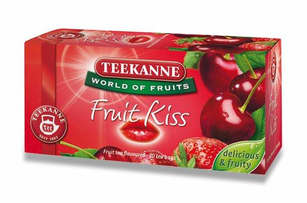 Ovocný čaj Teekanne Fruit Kiss 20 sáčků