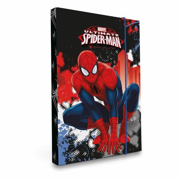 Box na sešity Spiderman A4