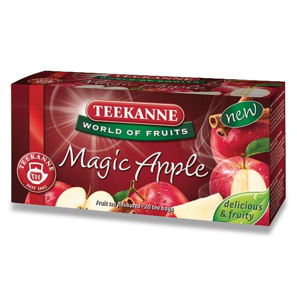 Ovocný čaj Teekanne Magic Apple 20 sáčků
