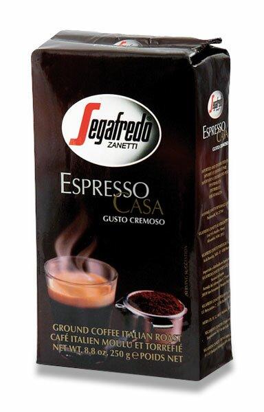 Mletá káva Segafredo Espresso Casa 250 g