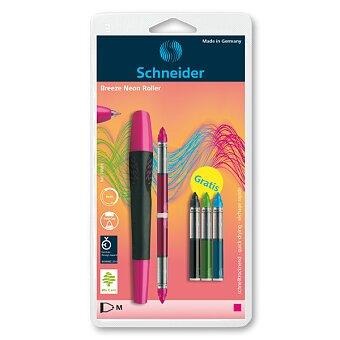 Obrázek produktu Roller schneider Breeze Neon - zelený