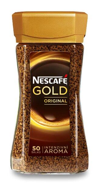Instantní káva Nescafé Gold 100 g