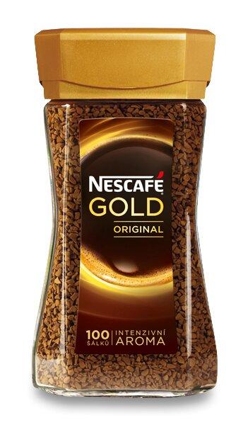 Instantní káva Nescafé Gold 200 g
