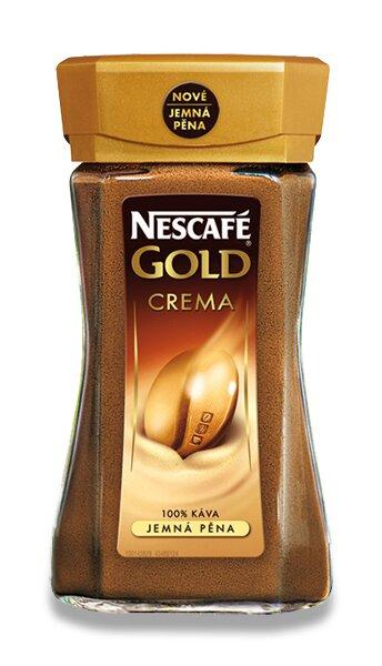 Instantní káva Nescafé Gold Crema 100 g