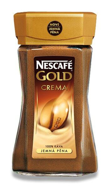 Instantní káva Nescafé Gold Crema 200 g