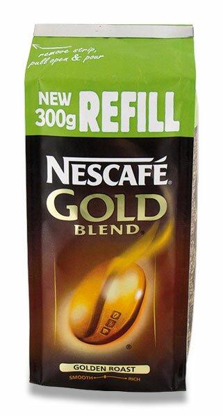 Instantní káva Nescafé Gold Blend 300 g