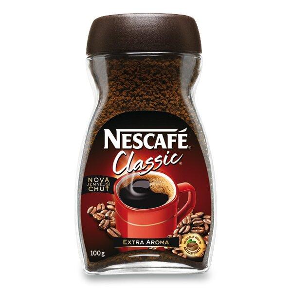 Instantní káva Nescafé Classic 100 g