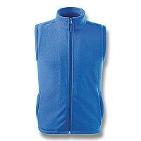 Adler Next - fleece vesta unisex na zip, velikost S, výběr barev