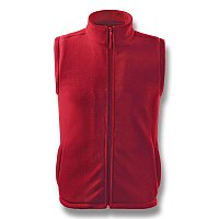 Adler Next - fleece vesta unisex na zip, velikost XL, výběr barev