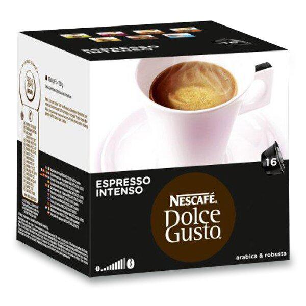Kávové kapsle Nescafé Dolce Gusto Espresso Intenso 16 kapslí