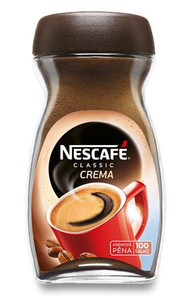 Instantní káva Nescafé Classic Crema 200 g