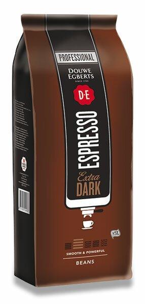 Mletá káva Douwe Egberts Espresso 1 kg