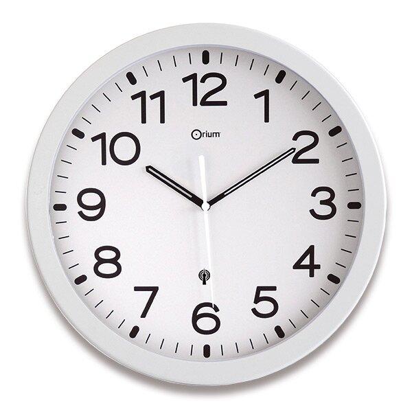 Nástěnné hodiny Cep orium 11695 bílé