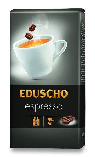 Zrnková káva Eduscho Espresso 1 kg