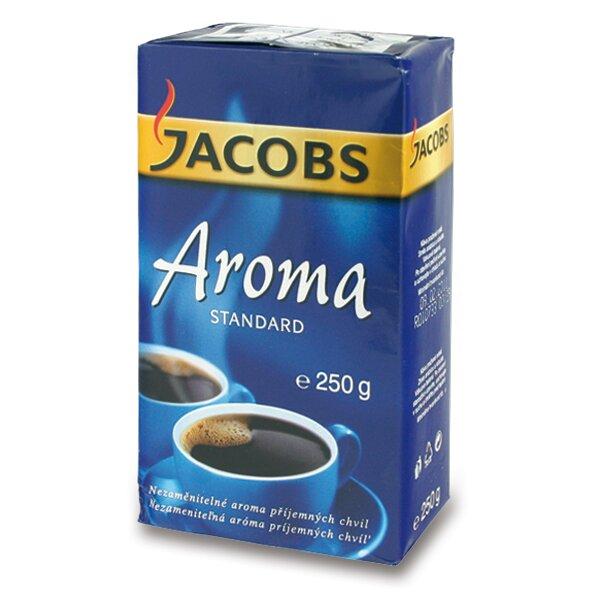 Mletá káva Jacobs Standard 250 g