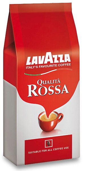 Zrnková káva Lavazza Rossa 1 kg
