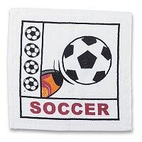 Spica - bavlněný ručník s fotbalovým motivem, výběr barev