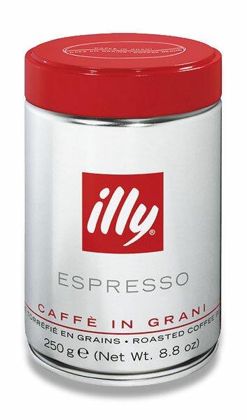 Zrnková káva Illy Espresso 250 g