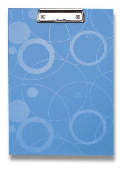 Psací podložka Neo Colori modrá