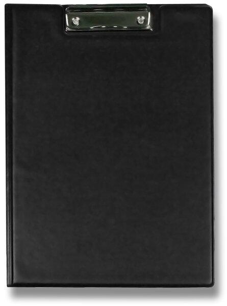 Psací desky s klipem PP Titan černé
