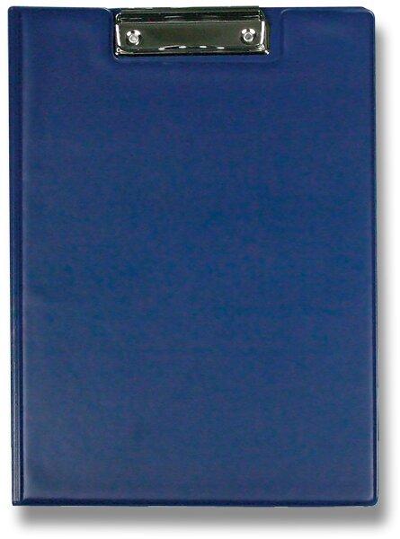 Psací desky s klipem PP Titan tmavě modré