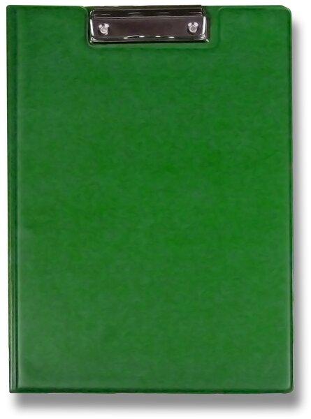 Psací desky s klipem PP Titan zelené